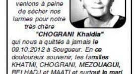 Chograni Khaldia